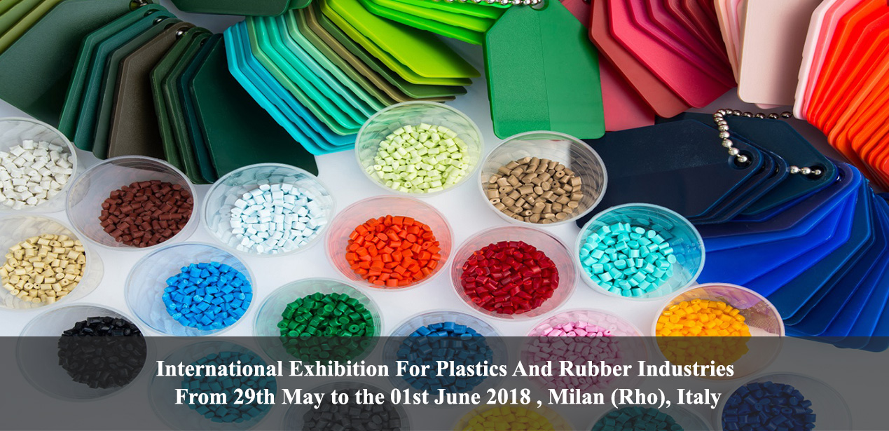 PLAST 2018:International Exhibition For Plastics And Rubber Industries